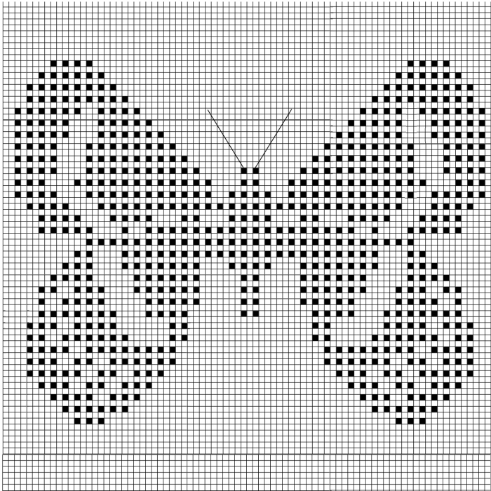 butterfly 79x79