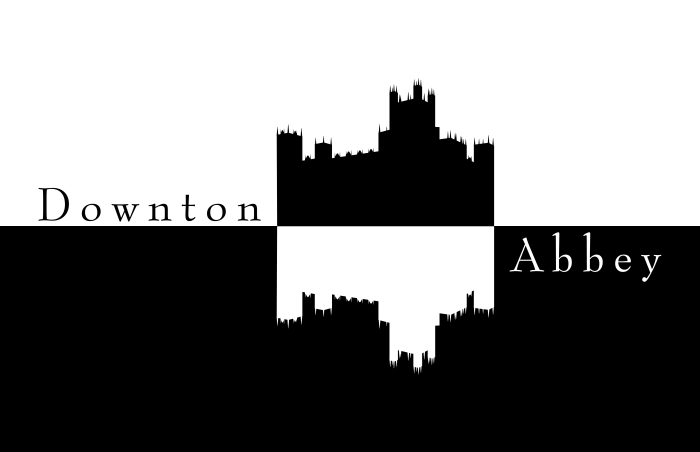 Downton Abbey Logo. Picture from thepostmodernpastor.com
