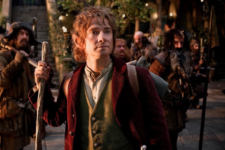From the movie version of The Hobbit