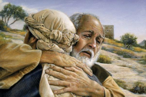 """The Prodigal Son"" by Liz Lemon Swindle"