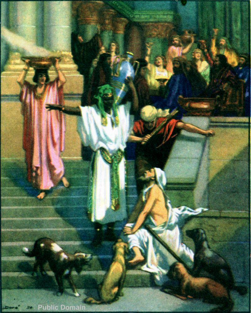 Image result for Lk 16:19-31